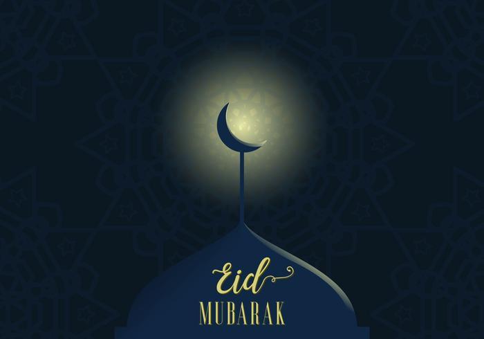 Saluto di Eid Mubarak