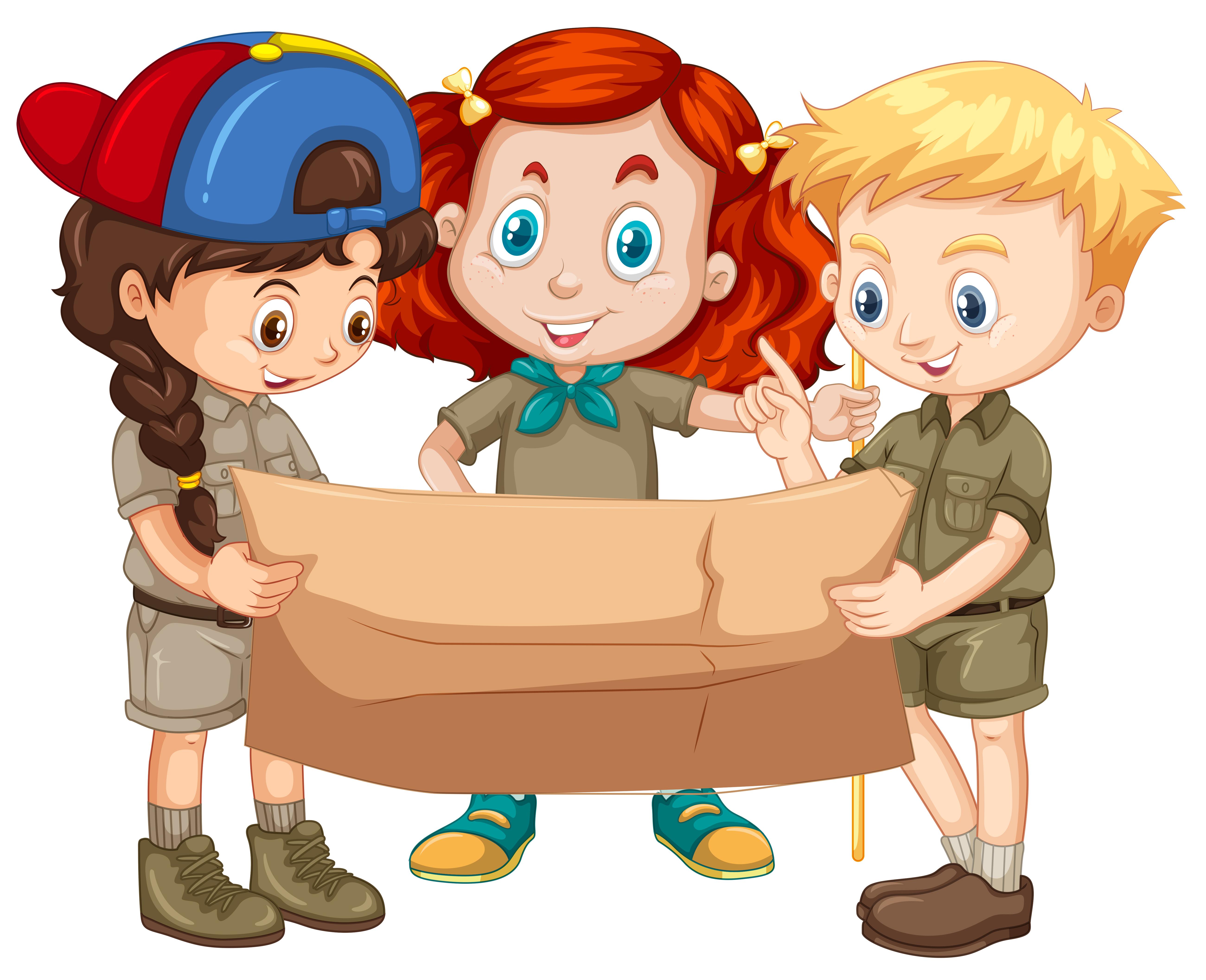 Разведчик картинка для детей