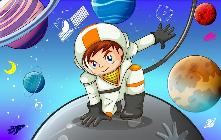 太空人q版 免費下載 | 天天瘋後製