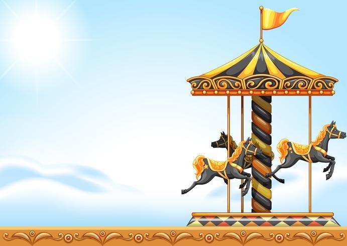 En karusellresa