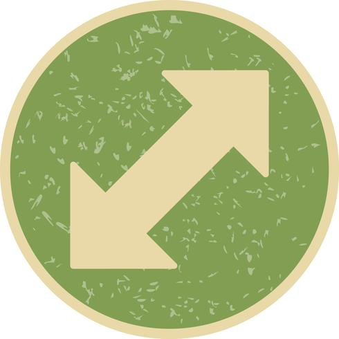 Double Arrow Vector Icon