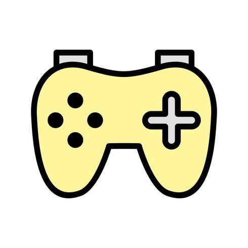 Videospiel-Vektor-Symbol