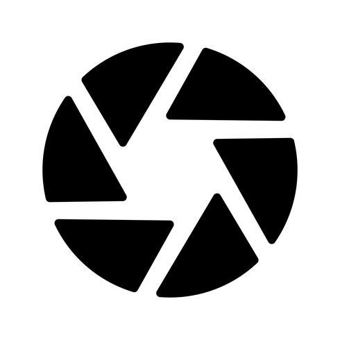 Verschluss-Vektor-Symbol