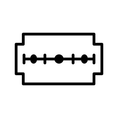 Razor Vector Icon
