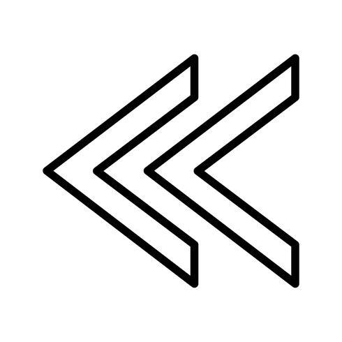 Föregående Vector Icon