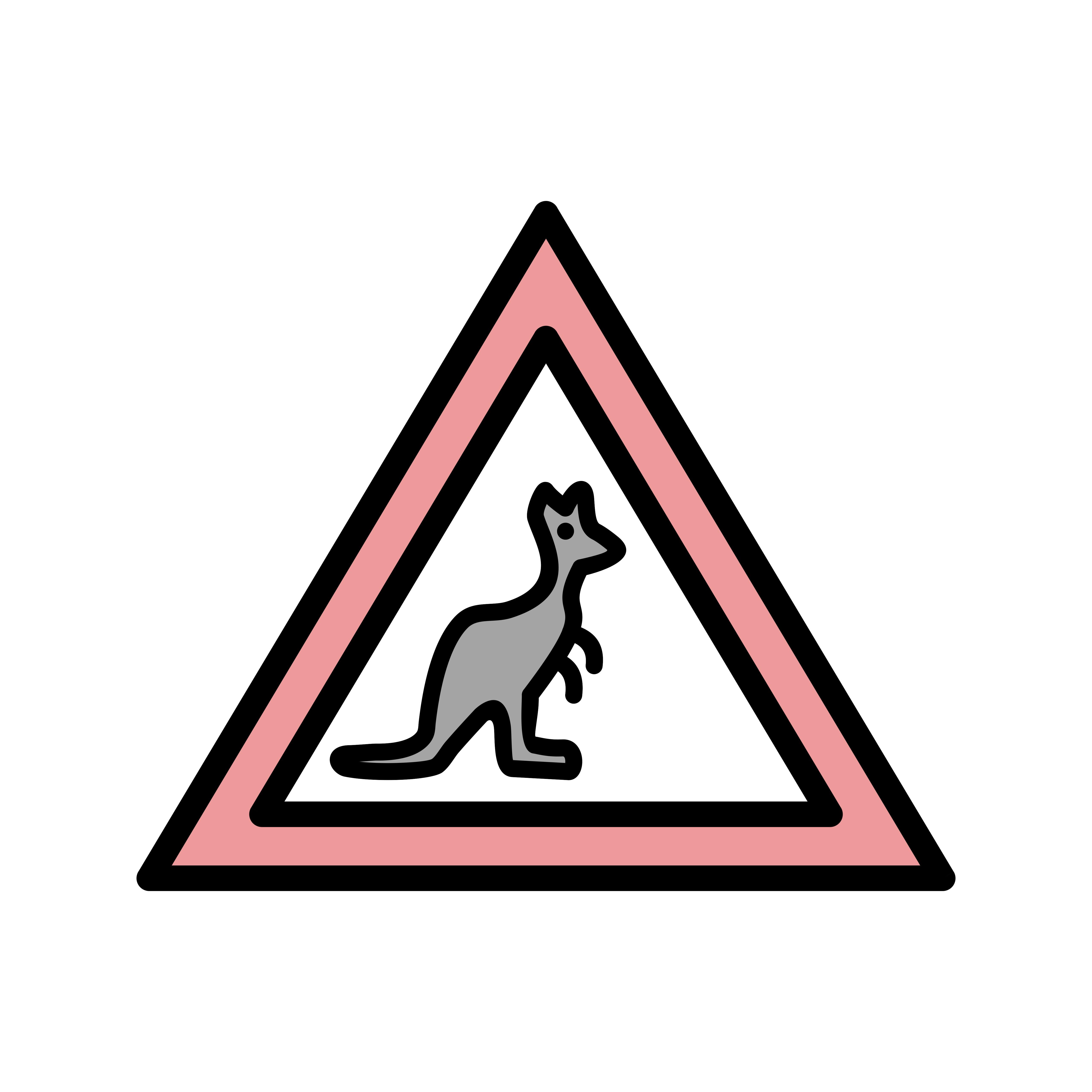 Vector Wild animal crossing Icon - Download Free Vectors ...