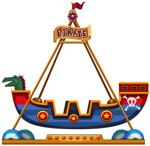 Viking rit in carnaval