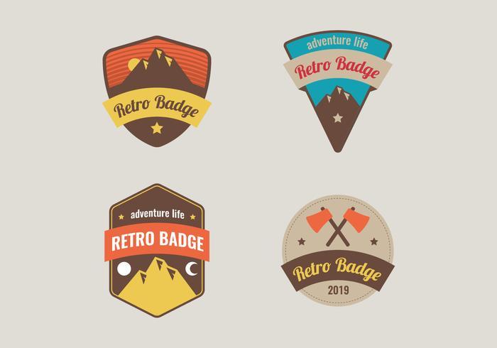 Badge Aventure