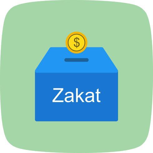Zakat-Vektor-Symbol vektor
