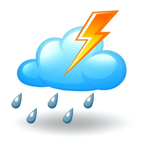 A thunder