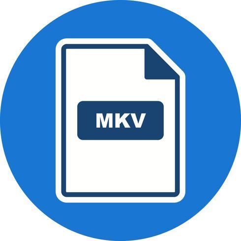 MKV Vector pictogram