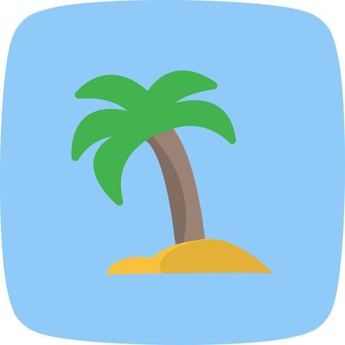 Palmboom Vector Icon