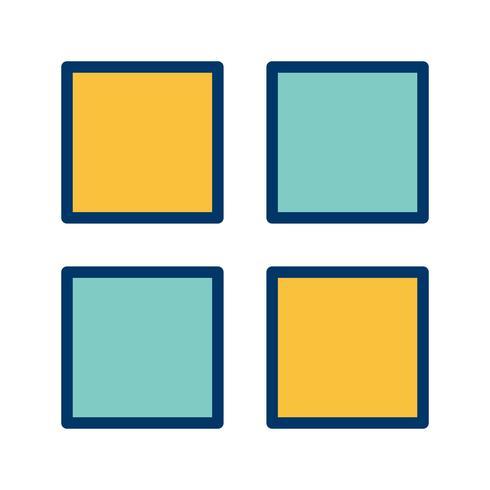 Apps-Vektor-Symbol vektor