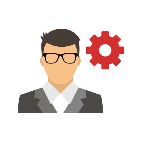 Gebruikersbeheer Vector Icon