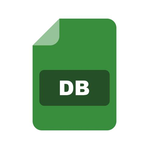 DB Vector Icon