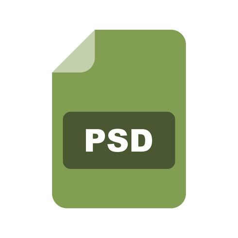 Icona di vettore di PSD