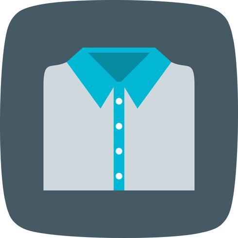School Shirt Vector Icon