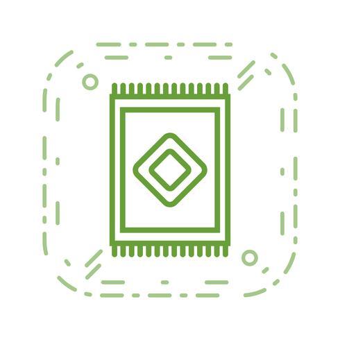 Rug vektor ikon