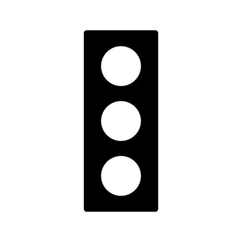 Icona del segno di segnale vettoriale