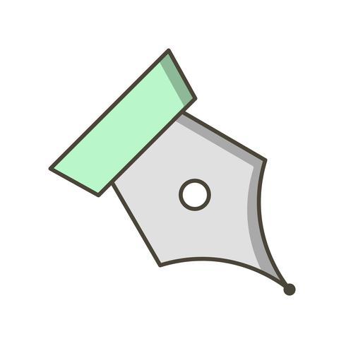 Nib Vector Icon