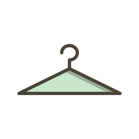 hanger vector pictogram