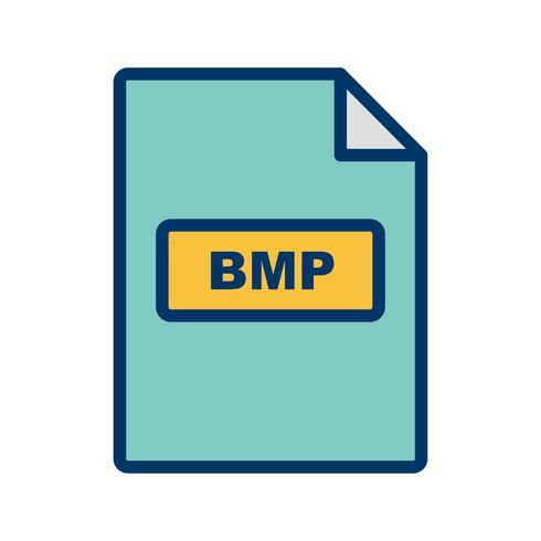 BMP Vector pictogram