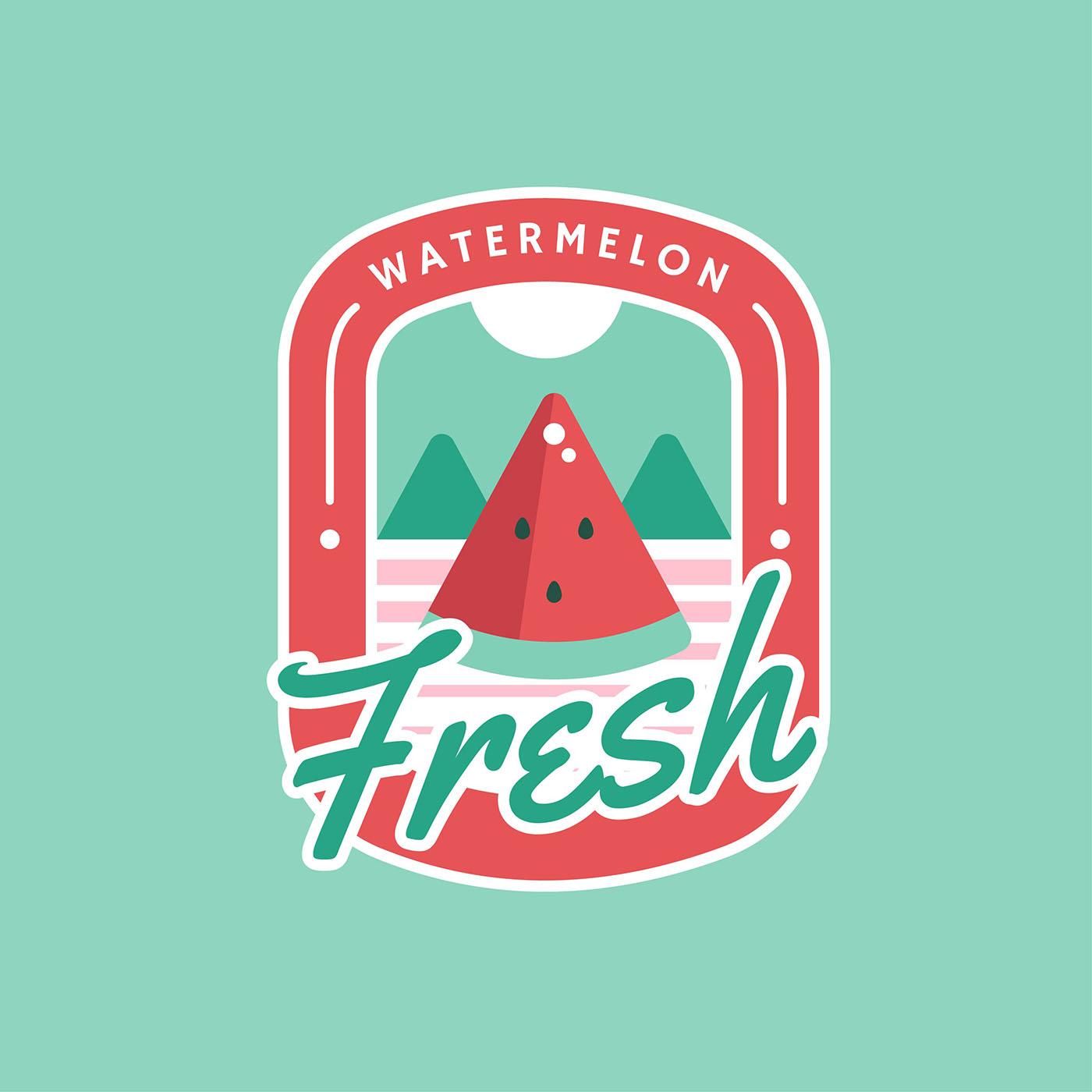 水果logo 免費下載 | 天天瘋後製