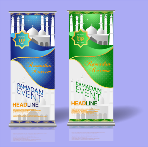 ramadan roll up banner 1
