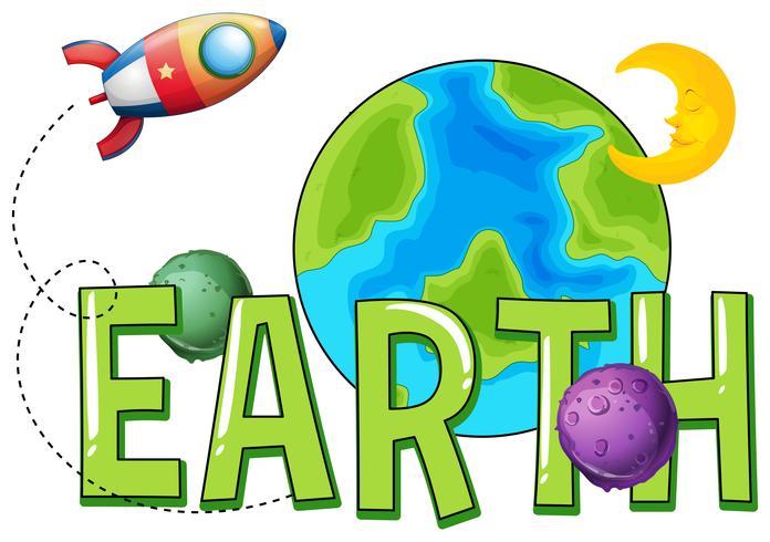 Diseño de palabras para la tierra