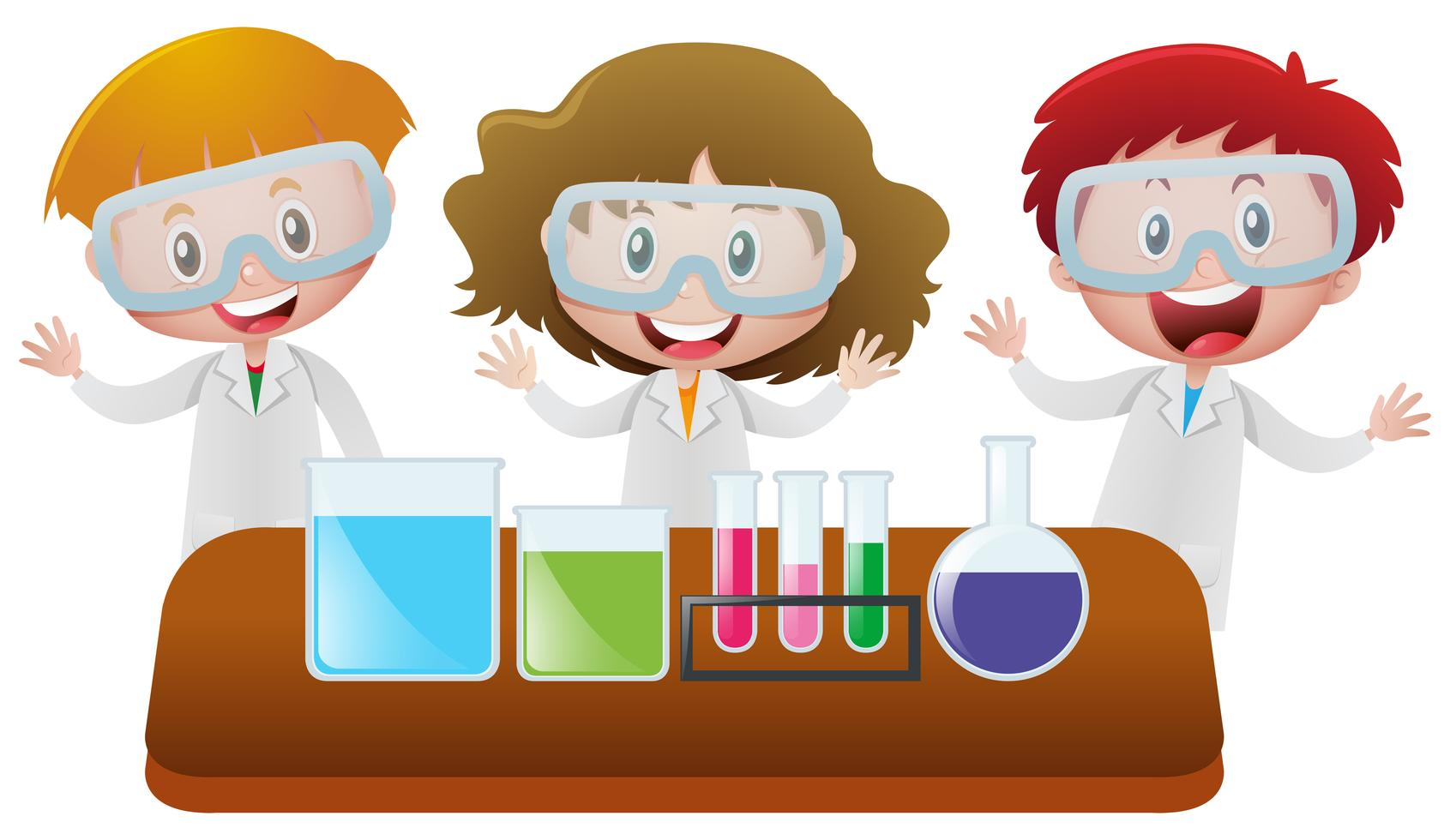 Картинки для детской лаборатории