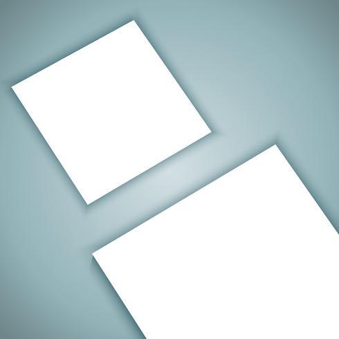 Producto de papel en blanco simulado fondo