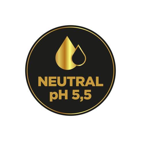 Neutraal pH-pictogram