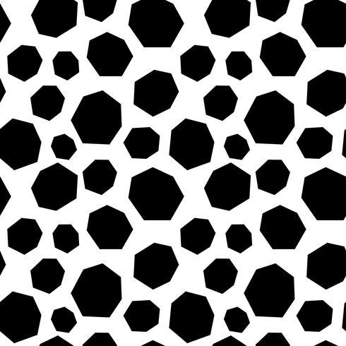 Moderne geometrische Muster-Vektor-Muster-Hintergrund-Beschaffenheit