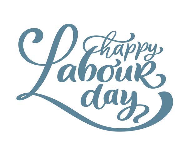 Glad första 1 maj bokstäver vektor bakgrund. Labour Day-logotypkoncept med nyckelnycklar. Internationell arbetare dag illustration för gratulationskort, affisch design, Isolerad på vit bakgrund