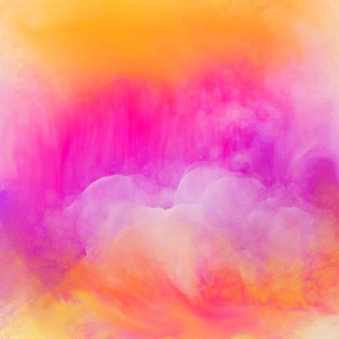 lebendige helle Aquarell Textur Hintergrund
