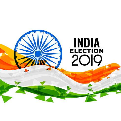 2019 indian loksabha val design