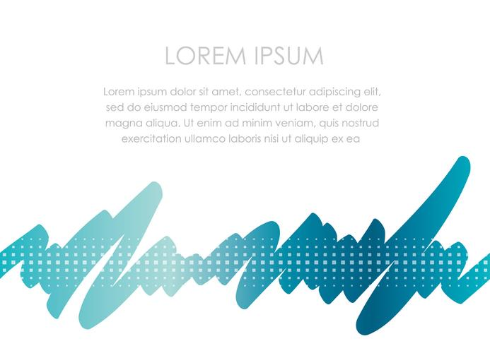 Seamless abstract background with text space.