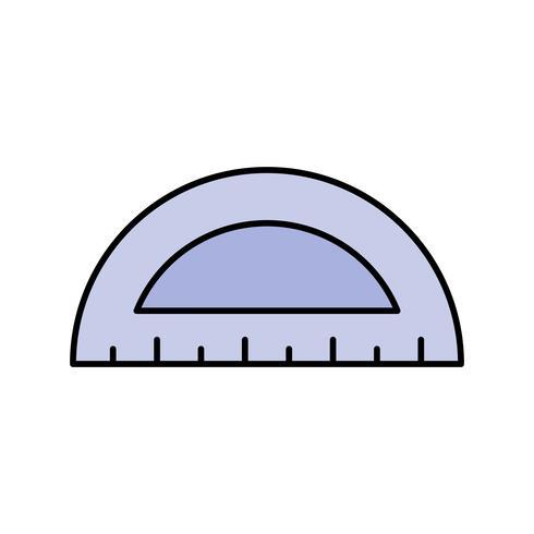 icône de vecteur de rapporteur