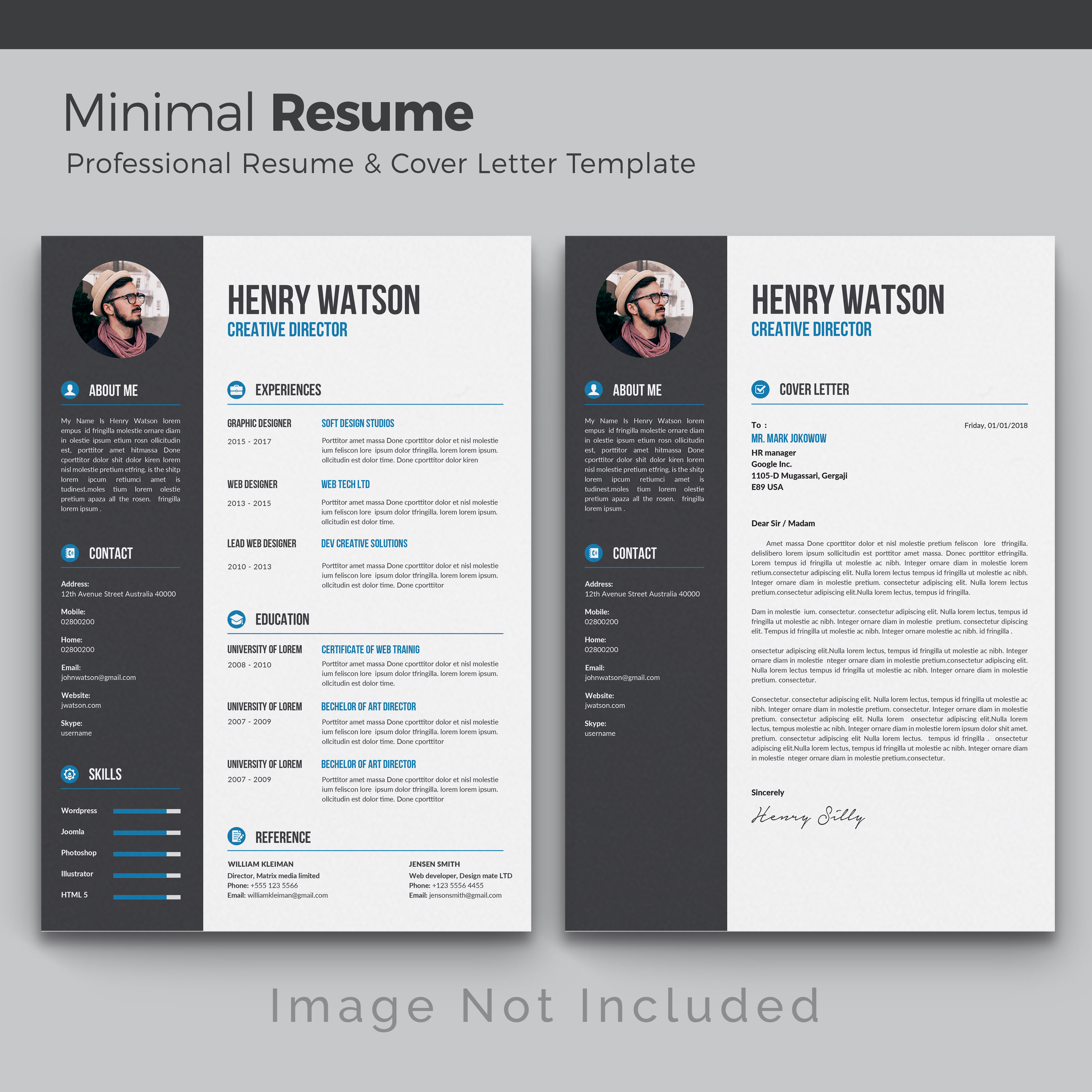 resume icons free vector art