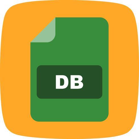 DB Vector Icon