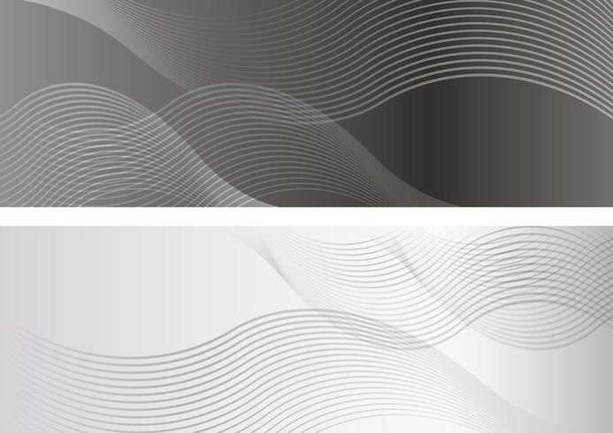 Fundo do retângulo ajustado com testes padrões ondulados.
