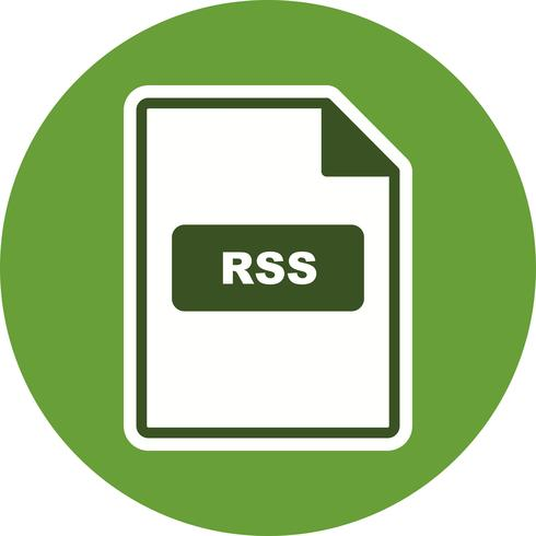 rss vector pictogram