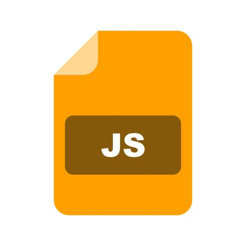js vector icon