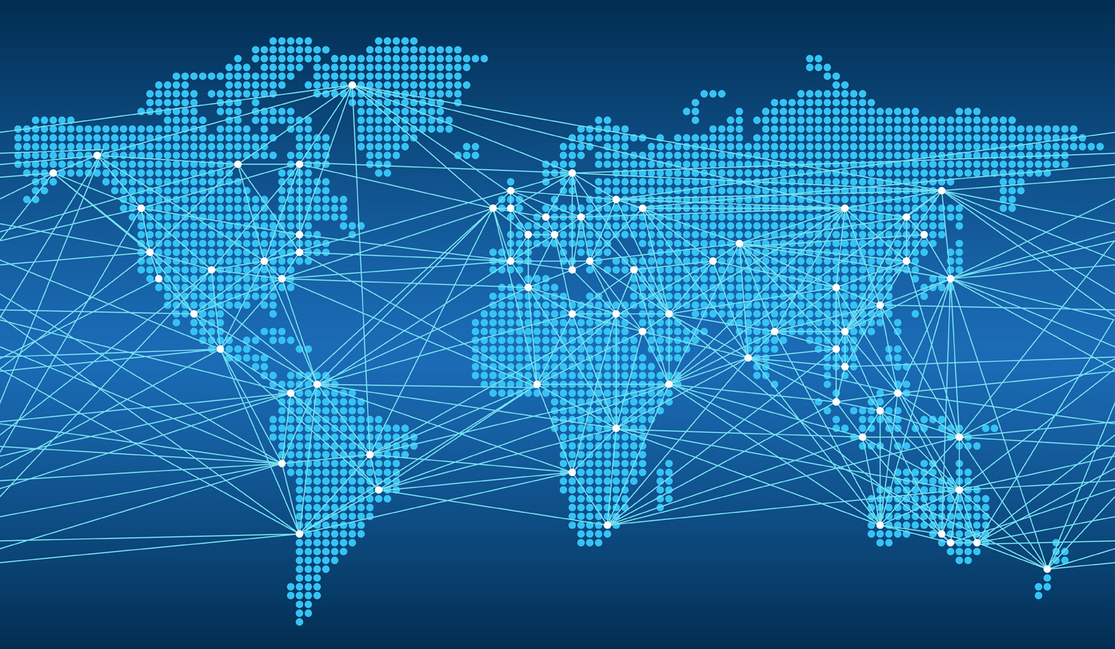 Seamless Map Of The Global Network System Download Free