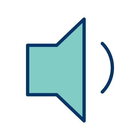 Low Volume Vector Icon