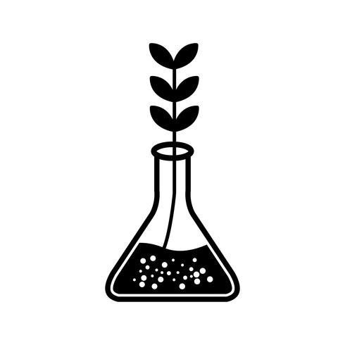 Expérimenter la croissance Vector Icon