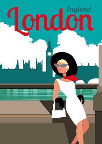Londres vecteur
