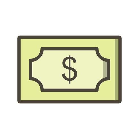 Dollar-Vektor-Symbol