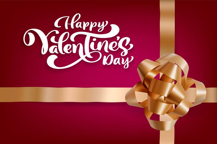 Glückliches Valentinsgruß-Tagestypographie-Vektordesign für Grußkarten und Plakat