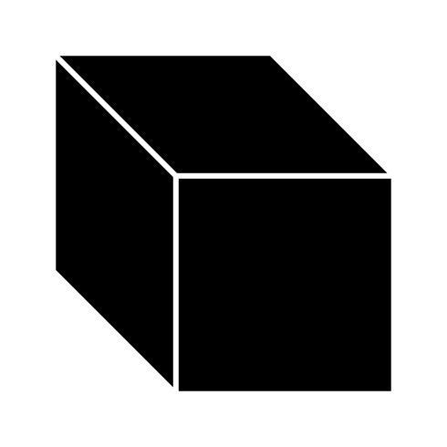 Kubus Vector Icon